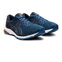 Asics Mens GT-1000 9 Running Shoes Trainers Sneakers Blue Sports Breathable