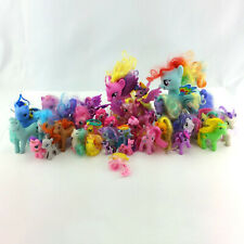 Lot 33 My Little Pony Toys Action Figures & Accessories Mini Small Large Mixed