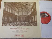 ALP 1537 Dvorak Symphony No. 4 / Carnaval Overture / Silvestri R/G