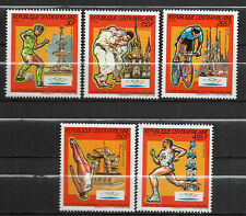 Central African Republic : 1987 Olympic Games Barcelona 92 New ( MNH )