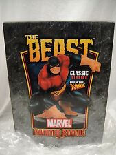 SKETCHED & Signed By Randy BOWEN BEAST Classic AP STATUE Sideshow X-MEN Bust