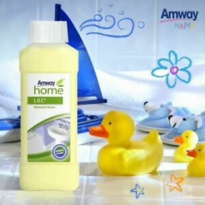 AMWAY LOC Bathroom Cleaner L.O.C. 500ml Concentrated Biodegradable - FAST POST