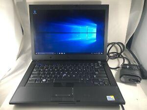 Dell Latitude E6400 Laptop Core 2 Duo 2.66GHz 4GB 160GB HDDWIFI Windows 10 PRO