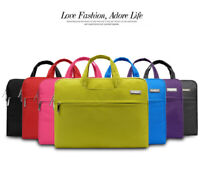 "Laptop Tablets Valigetta Custodia Borsa Carry Bag Case 11 13 14 15"" HP Dell Acer"