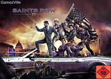 Saints Row 4 IV: Game of the Century Edition US Steam Digital Download Key Code