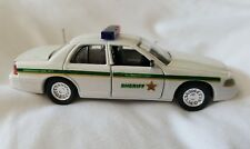 Road Champs Hillsborough County Sheriff Police Diecast Vehicle 1:43 Scale 1999