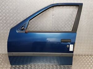 Porte avant gauche - Peugeot 306 - 5 portes - code couleur MOKQ