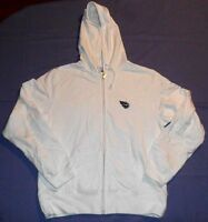 Tennessee Titans Hoodie Ladies Large White Full Zip Reebok NFL Womens Jacket