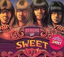 CD de musique rock Sweet