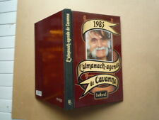 1985 L'ALMANACH AGENDA DE CAVANNA EDITIONS BELFOND