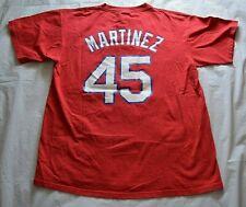 Pedro Martinez Dominicana 2006 World Baseball Classic Majestic T-Shirt - Size L