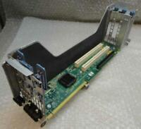 HP 408788-001 012754-001 ProLiant DL380 G5 PCI-E Riser Card With Cage 391722-001