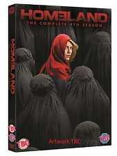 HOMELAND SEASON 4 - DVD TV SERIES