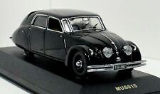 1/43 1934 Tatra 77 BLACK  IXO MUSEUM MUS 015 DIECAST Czechoslovakian NO BOX