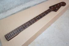 Free Shipping Five Strings Bass Guitar Zebra Wood Electric Guitar Neck