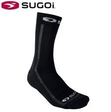 Sugoi Wallarooz Merino Wool Crew Socks - Black - Unisex size Small (EU 38-40)