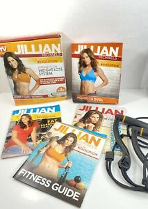 Jillian Michaels Body Revolution Extreme 90-Day Weight Loss Bonus Jump Rope