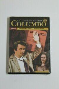 COLUMBO Serie DVD 21 Capitulos 41 y 42 - Idioma Frances NUEVO EN BLISTER