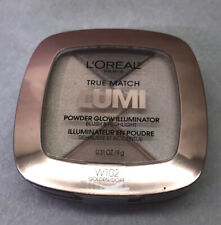 Loreal True Match Lumi Glow Illuminator Blush Highlight W102 Golden
