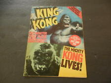 King Kong Poster Mag Unknown Year          ID:15559