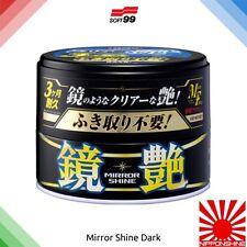 Soft99 Mirror Shine Dark car wax Fast delivery! NO IMPORT DUTY within EU!