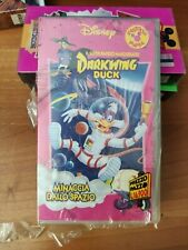 Darkwing Duck pericolo in Agguato Super Papero videocasetta Walt Disney 8303