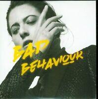 Kat Frankie - Bad Behaviour Promotional Full Album Cardsleeve Cd Perfetto