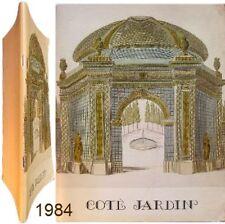 Côté Jardin art des jardins collections bibliothèque Forney Chevrel iconographie