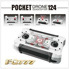 Pocket Drone FQ777-124 4CH 6 Axis RC Quadcopter Helicopter w/ One Key Return