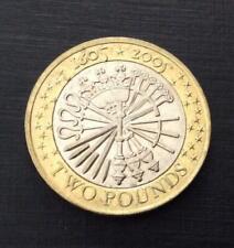 2005 GUY FAWKES GUNPOWDER PLOT £2 COIN, GOOD CONDITION