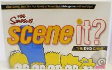 THE SIMPSONS SCENE IT? THE DVD BOARD GAME~BRAND NEW SEALED~FREE SHIPPING