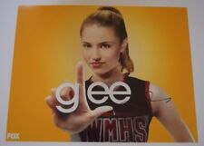 Dianna Agron Signed Autographed 11x14 Photo GLEE COA VD