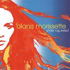 ALANIS MORISSETTE Under Rug Swept CD BRAND NEW SEALED