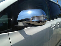 FOR TOYOTA SIENNA Limited 2011-2020 outside door mirror cover trim-chrome