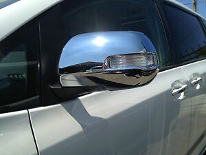 MIT TOYOTA SIENNA Limited 2011-2018 outside door mirror cover trim-chrome