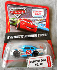 BUMPER SAVE disney pixar cars nisb KMART EXCLUSIVE DAY #2 new #90 rubber tires