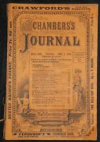 Chambers's Journal (Christmas Number) 1906; Lions in East Africa, Scottish Oil