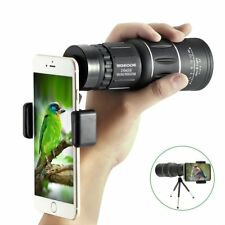 Sgodde 16x52 Dual Focus HD Lens Monocular Telescope Phone Adapters Tripod