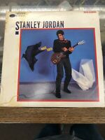 Stanley Jordan Magic Touch Original 1984 Vinyl Record LP O-428