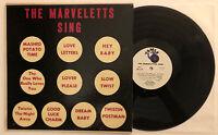 The Marvelettes Sing - 1962 US Mono White Globes TM 229 (NM-) Ultrasonic Clean