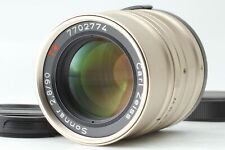 [Near MINT] Contax Carl Zeiss Sonnar T* 90mm f/2.8 G Lens For G1 G2 From JAPAN