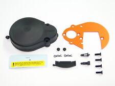 NEW HPI BAJA 5B SS Gear Cover Set +Orange Plate 5T 5SC HB24