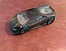 Hot Wheels Lamborghini Huracan LP610-4 HW '21 Factory 500 HP 1/10 Black Loose