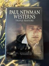 Buffalo Bill & The Indians+Butch Cassidy & Sundance Kid+Hombre Dvd Paul Newman