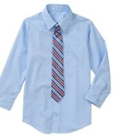 Festliche Kinder-Hemd für Jungen in Blau