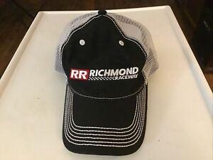 Nascar RR Richmond Raceway Truckers Cap By Paramount Apparel