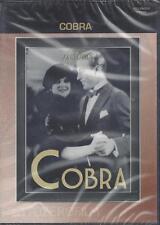 Dvd **COBRA** con Rudolph Valentine nuovo sigillato 1925