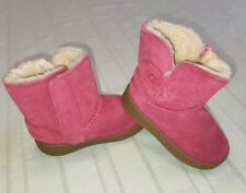 Ugg infant baby girl shoes Winter Boots Size 4 / 5 Toddler Pink