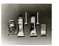 Vintage NASA Press Photo Foods Used By Astronauts In Gemini Flights V06