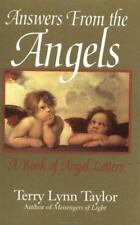 Answers from the Angels: A Book of Angel Letters, Terry Lynn Taylor, 091581143X,